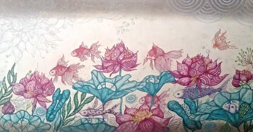 The secret lotus land
